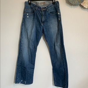 Billabong men Jeans size 31x 28""